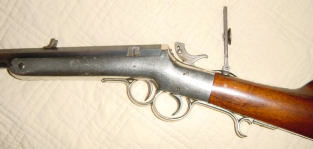 Wesson Rifle